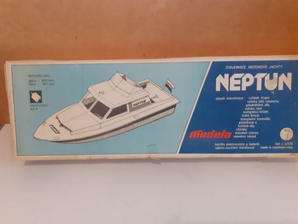 Kit Navomodel NEPTUN.Made in Czechoslovakia