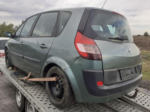 Dezmembrez Renault Scenic II