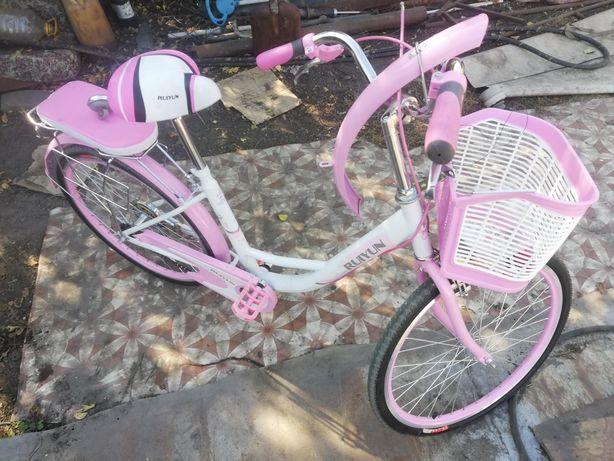 Велосипед абсолютно новый