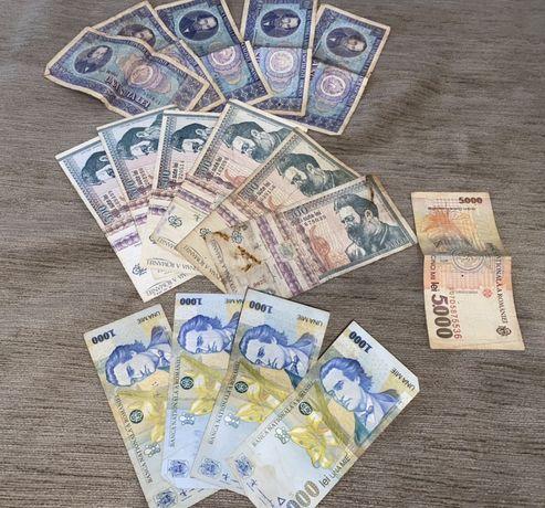 Bancnote vechi pentru colectionari