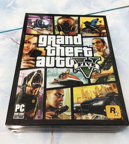 Grand Theft Auto V - GTA 5 joc PC sigilat