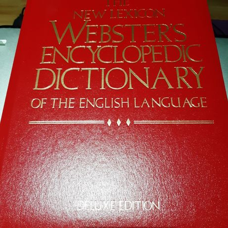 Webster's Encyclopedic Dictionary
