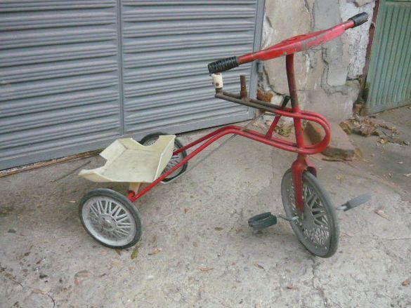 Старо, детско колело