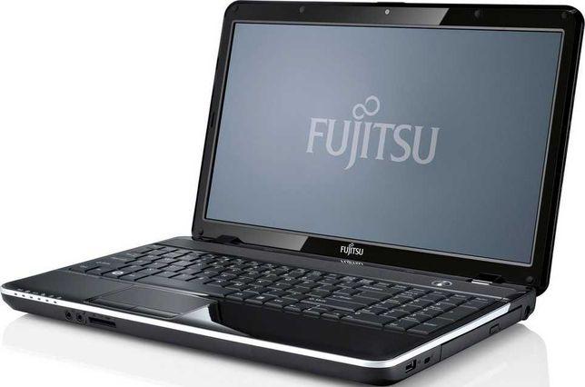 Ноутбук Fujitsu, Core i3, в хорошем состоянии, для работы и офиса