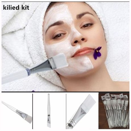 Косметические щетки для лица