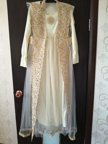 Национальные платья и платья для кыз узату