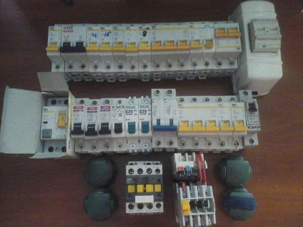 Автоматические выключатели продам