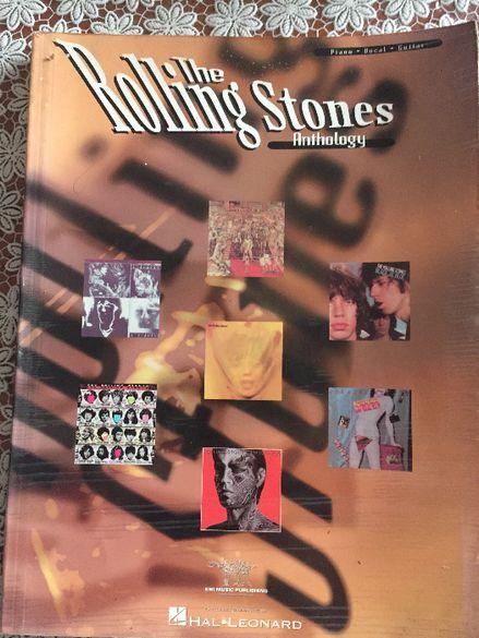 Ролинг стоунс - книга с ноти, акорди и текст