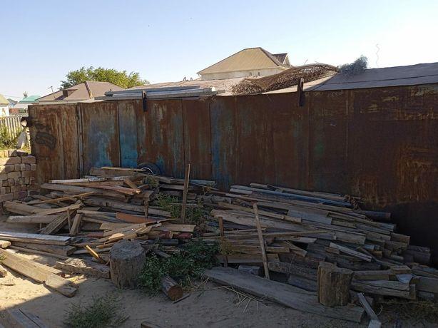 Продам разное гараж и стройматериалы
