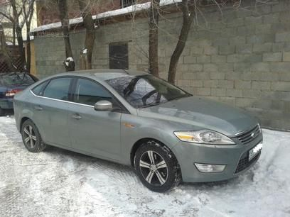 Машина FORD Mondeo-IV