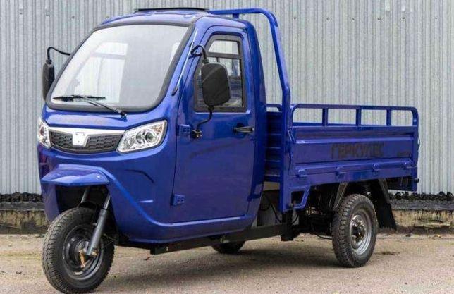 Продам трицикл новые грузовые геркулес с прицепом