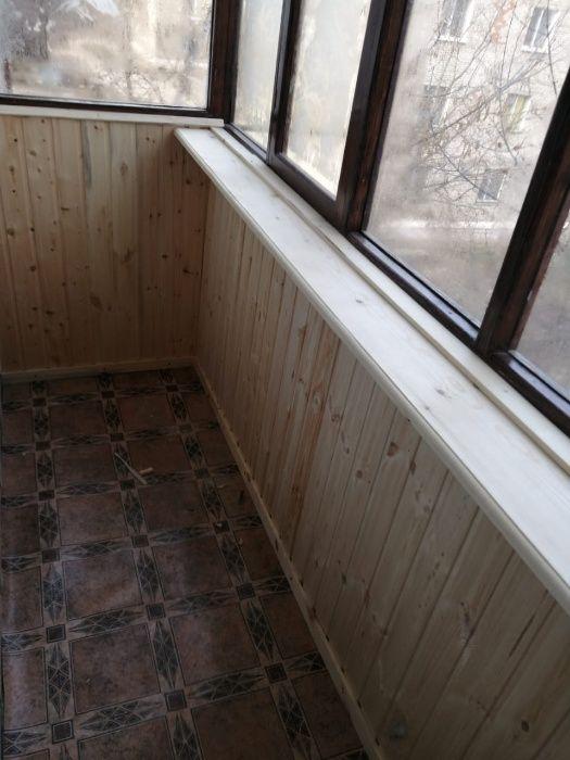 Деревянные балконы под ключ Кокшетау - изображение 1