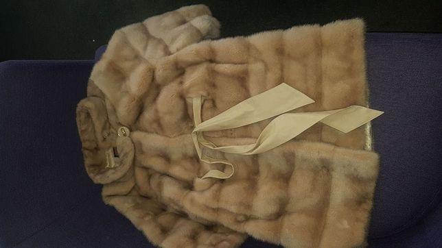 Норковая шубка (аукционный мех)