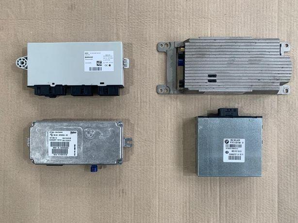 Modul control voltaj / CAS4 / Combox Bluetooth BMW Seria 5 F10 / F11