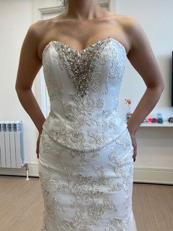 Свадебное платье на кызузату