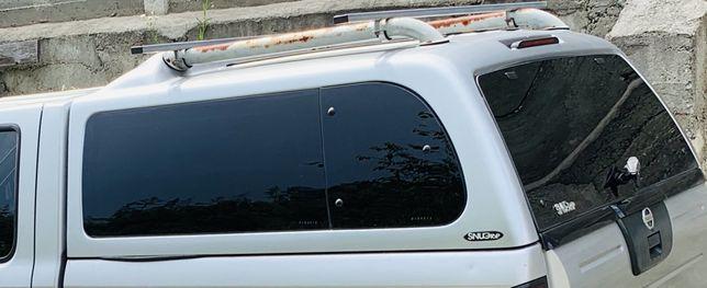 Snug top hardtop hard top bena d22 Navara Nissan mountain top roll