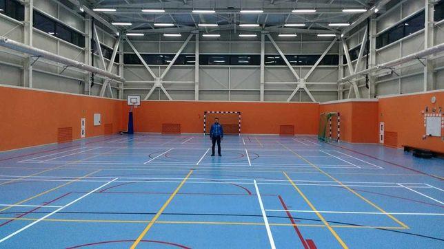 Спортивное покрытие,Спортивный линолеум,Покрытие для спорт зала.