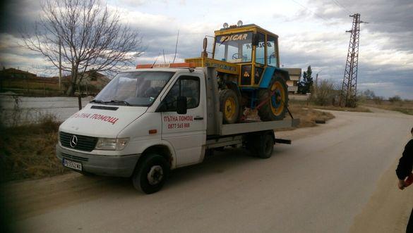Пътна помощ Пловдив и АМ Тракия