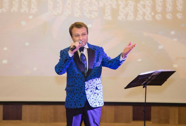 Ведущий (тамада) Алексей Кожемякин из Алматы в Костанае