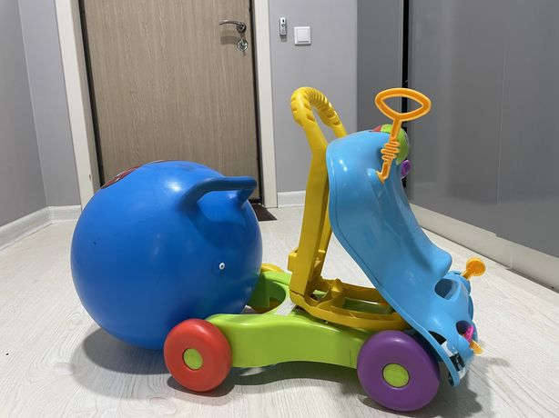 Ходунок, детский шар