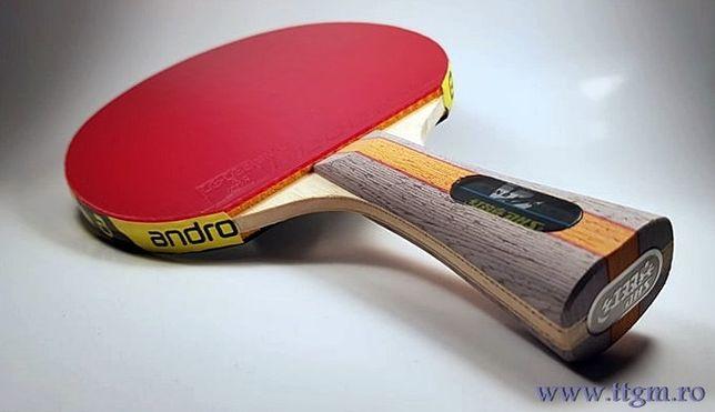 Paleta profesionala tenis de masa DHS/Andro
