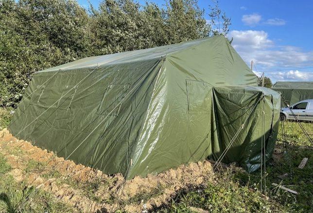 Палатка армейская Полигон - 30 пвх