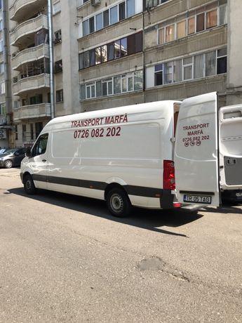 Transport marfa in București și in Tara