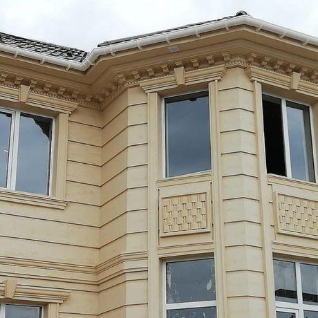 Фасадные термопанели. Панели из пеноплэкса