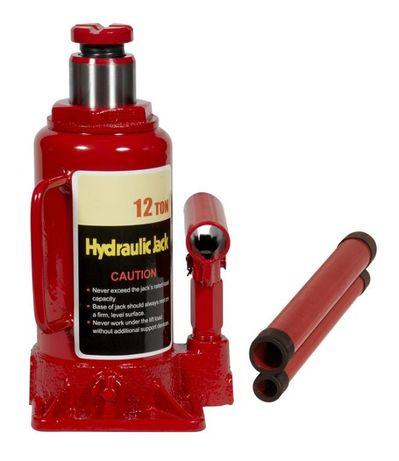 Cric hidraulic cu piston cilindric 12 tone T