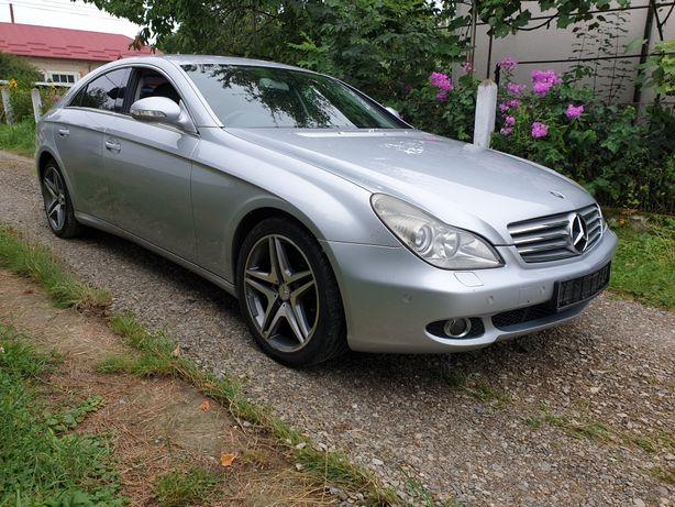 Dezmembrez piese Mercedes CLS W219 2005 - 2010 3.0 cdi v6 OM 642