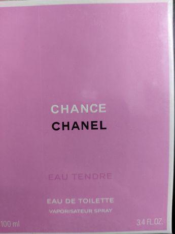 Продам женская туалетную воду духи парфюм Chance Chanel оригинал