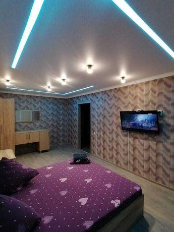 часы/ночь/сутки Шикарная новая квартира на Артуре Назарбаева 25