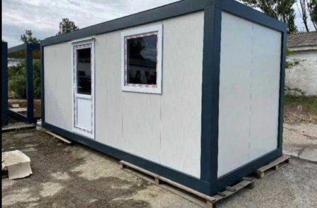 Containere/container modulare birou santier magazie chiosc cabina paza