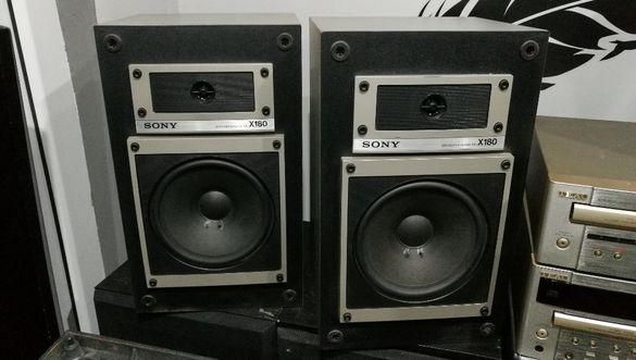 Тонколони Sony SS-X180