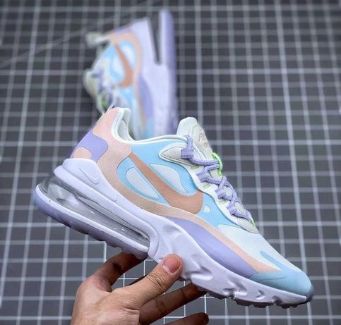 Оригинални дамски маратонки Nike air max 270 react налични 37 и 38