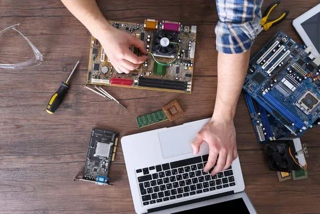 Ремонт ноутбуков, принтеров, компьютеров и заправка картриджей