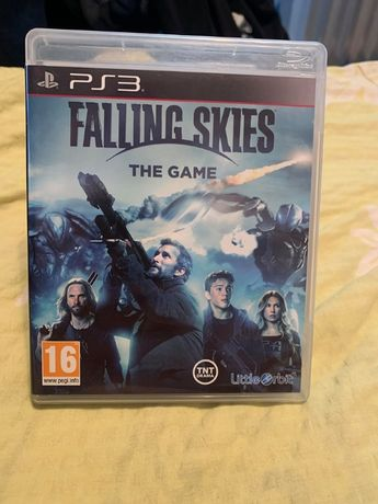 Falling Skies The Game - PS3 - Playstation 3 - PS 3