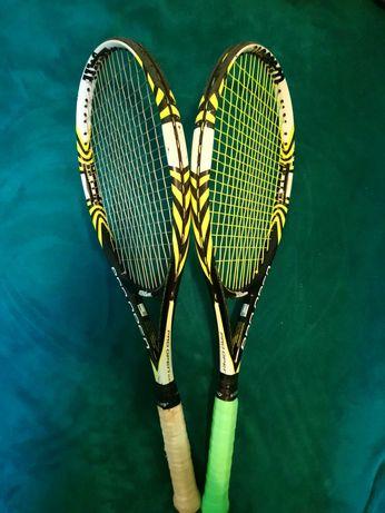 Vand 2 rachete de tenis Wilson pro open blx