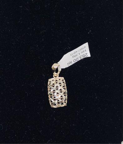 Medalion aur 14K (Ag13 Independentei)