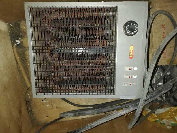 Тепловые пушки, вентиляторы тепловые для быстрого обогрева помещений!