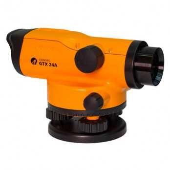Оптический нивелир Геокурс GTX 24A+штатив+рейка