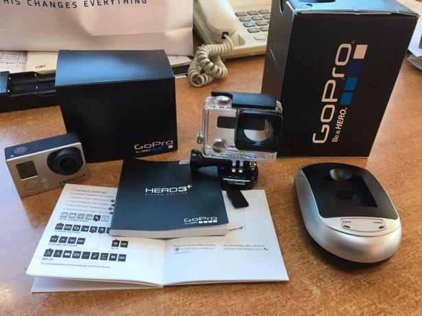 Gopro hero3 +/fullHD +accesorii