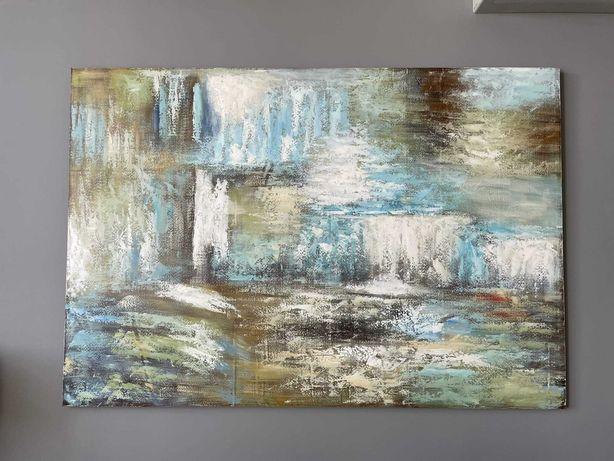 Картина абстракт