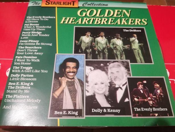 CD Audio Golden Heartbreakers