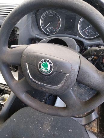 Airbag volan skoda octavia 2010