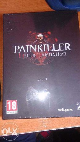 placa de sunet + joc Painkiller Hell & Damnation