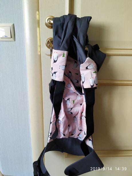 Слинго-рюкзак новый торг