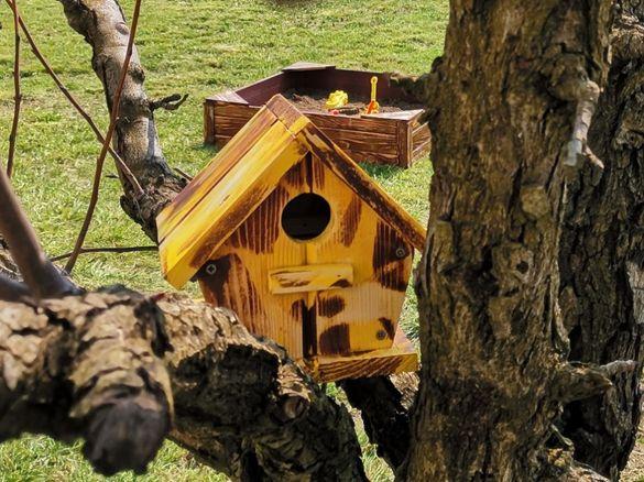къща за птици; къщички за птички