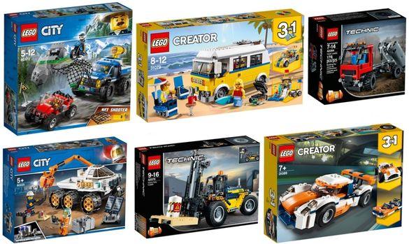 Конструктори LEGO - Най-ниски цени ! ORIGINAL