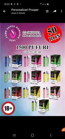 Mini narghilea electronica fume vapes romania